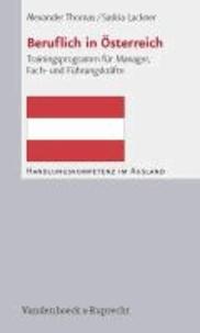 Beruflich in Österreich - Trainingsprogramm für Manager, Fach- und Führungskräfte.
