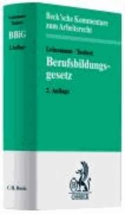 Berufsbildungsgesetz - Kommentar.