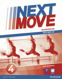 Galabria.be Next Move 4 Workbook + CD mp3 Image