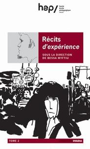 Bessa Myftiu - Récits d'expérience - Tome 2.