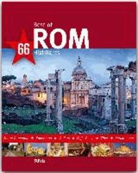 Best of Rom - 66 Highlights - Ein Bildband mit über 180 Bildern.