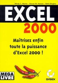Beth Klingher et Mindy-C Martin - Excel 2000.
