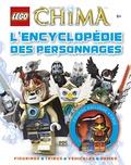 Beth Landis Hester et Heather Seabrook - Lego legends of Chima. L'encyclopédie des personnages - Avec une figurine exclusive de Firox.