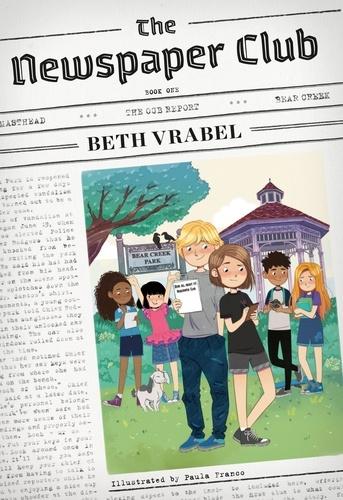 Beth Vrabel et Paula Franco - The Newspaper Club.