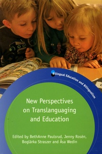 BethAnne Paulsrud et Jenny Rosén - New Perspectives on Translanguaging and Education.