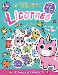 Bethany Carr et  L'atelier Cloro - Licornes - Livres d'activités. Avec 20 stickers en relief !.