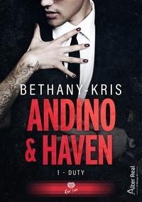 Téléchargez des manuels électroniques gratuitement Haven et Andino Tome 1 9782378121204 par Bethany-Kris Bethany-Kris en francais