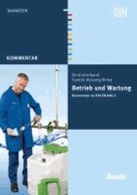 Betrieb und Wartung - Kommentar zu DIN EN 806-5.