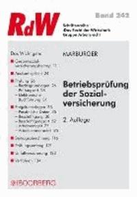Betriebsprüfung der Sozialversicherung.