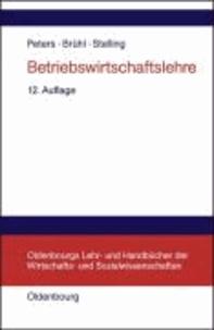 Betriebswirtschaftslehre - Einführung.