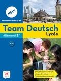 Bettina Cuissot-Lecoeuche et Sara Bento - Allemand 1re Team Deutsch Lycée Neu!.