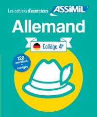 Bettina Schödel - Allemand Collège 4e.