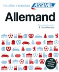 Bettina Schödel - Allemand - Coffret en 2 volumes : Débutants ; Faux-débutants.