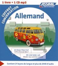 Bettina Schödel - Allemand - Coffret conversation. 1 CD audio MP3