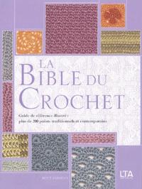 Betty Barnden - La Bible du crochet.