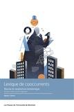 Betty Cohen - Lexique de cooccurrents - Bourse et conjoncture économique - 2e édition revue et augmentée.