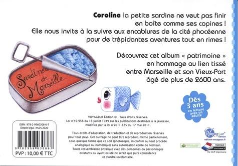 Coroline la petite sardine de Marseille