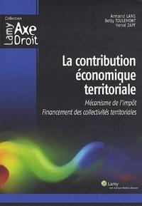 Histoiresdenlire.be La contribution économique territoriale - Mécanisme de l'impôt, Financement des collectivités territoriales Image
