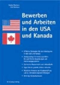 Bewerben und Arbeiten in den USA und Kanada.