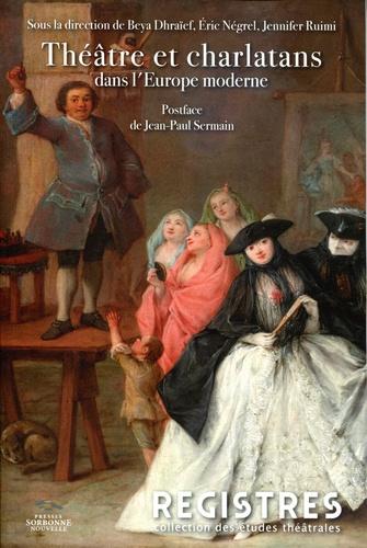 Théâtre et charlatans dans l'Europe moderne