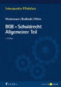 BGB-Schuldrecht Allgemeiner Teil.