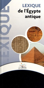 BH Création - Lexique de l'Egypte antique.