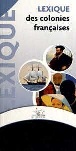 BH Création - Lexique des colonies françaises.