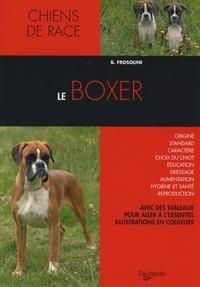 Bianca Frosolini - Le boxer.