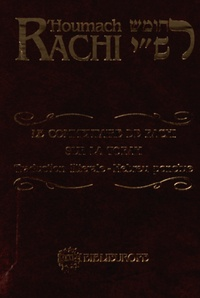 Biblieurope - Houmach Rachi - Le commentaire de Rachi sur la Torah : traduction littérale, hébreu ponctué, 5 volumes.