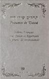 Biblieurope - Psaumes de David - Hébreu Français avec Dinim et répertoire de prières de circonstances.