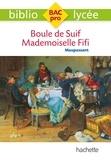 Bibliolycée Pro Boule de suif - Mademoiselle Fifi.