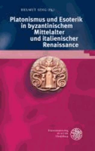 Bibliotheca Chaldaica 03. Platonismus und Esoterik in byzantinischem Mittelalter und italienischer Renaissance.