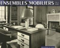 Histoiresdenlire.be Ensembles mobiliers - Tome 6, 1945 Image
