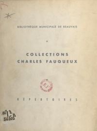 Bibliothèque municipale de Bea - Collections Charles Fauqueux - Répertoires.