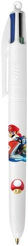Stylo 4 couleurs Mario