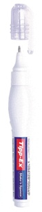 BIC CONTE - Stylo correcteur Tipp'Ex Shake'n Squeeze 8ml pointe fine