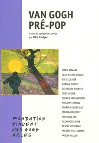 Bice Curiger - Van Gogh pré-pop.