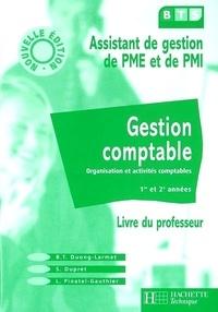 Gestion comptable, BTS assistant de gestion de PME et de PMI : organisation et activités comptables 1re et 2e années - Livre du professeur.pdf