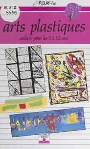Biche Kletzinski et Claude Fournier - Arts plastiques - Ateliers pour les 5 à 12 ans.