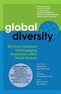 Bidhan Chandra et Charles K. Bergman - Global Diversity - Winning Customers and Engaging Employees within World Markets.