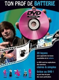 Biello roux - - Ton prof de batterie + dvd.