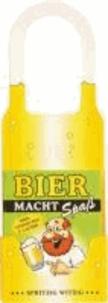 Bier macht Spaß - Bier-Weisheiten und Lacher.