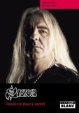 Biff Byford et John Tucker - Saxon - Tonner heavy metal.