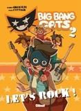 Grimaldi - Big Bang Cats - Tome 02 - Let's rock !.