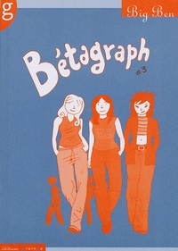 Big Ben - Bétagraph Tome 3 : .