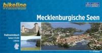Bikeline Radatlas Mecklenburgische Seen - Radtourenbuch und Karte. Ein original bikeline-Radtourenbuch.