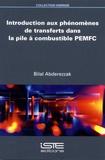 Bilal Abderezzak - Introduction aux phénomènes de transferts dans la pile à combustible PEMFC.