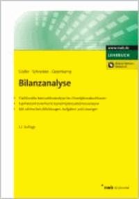 Bilanzanalyse - Traditionelle Kennzahlenanalyse des Einzeljahresabschlusses. Kapitalmarktorientierte Konzernjahresabschlussanalyse. Mit zahlreichen Abbildungen, Aufgaben und Lösungen..