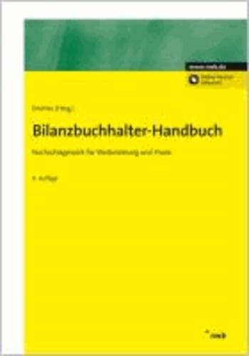 Bilanzbuchhalter-Handbuch - Nachschlagewerk für Weiterbildung und Praxis..