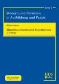 Bilanzsteuerrecht und Buchführung.